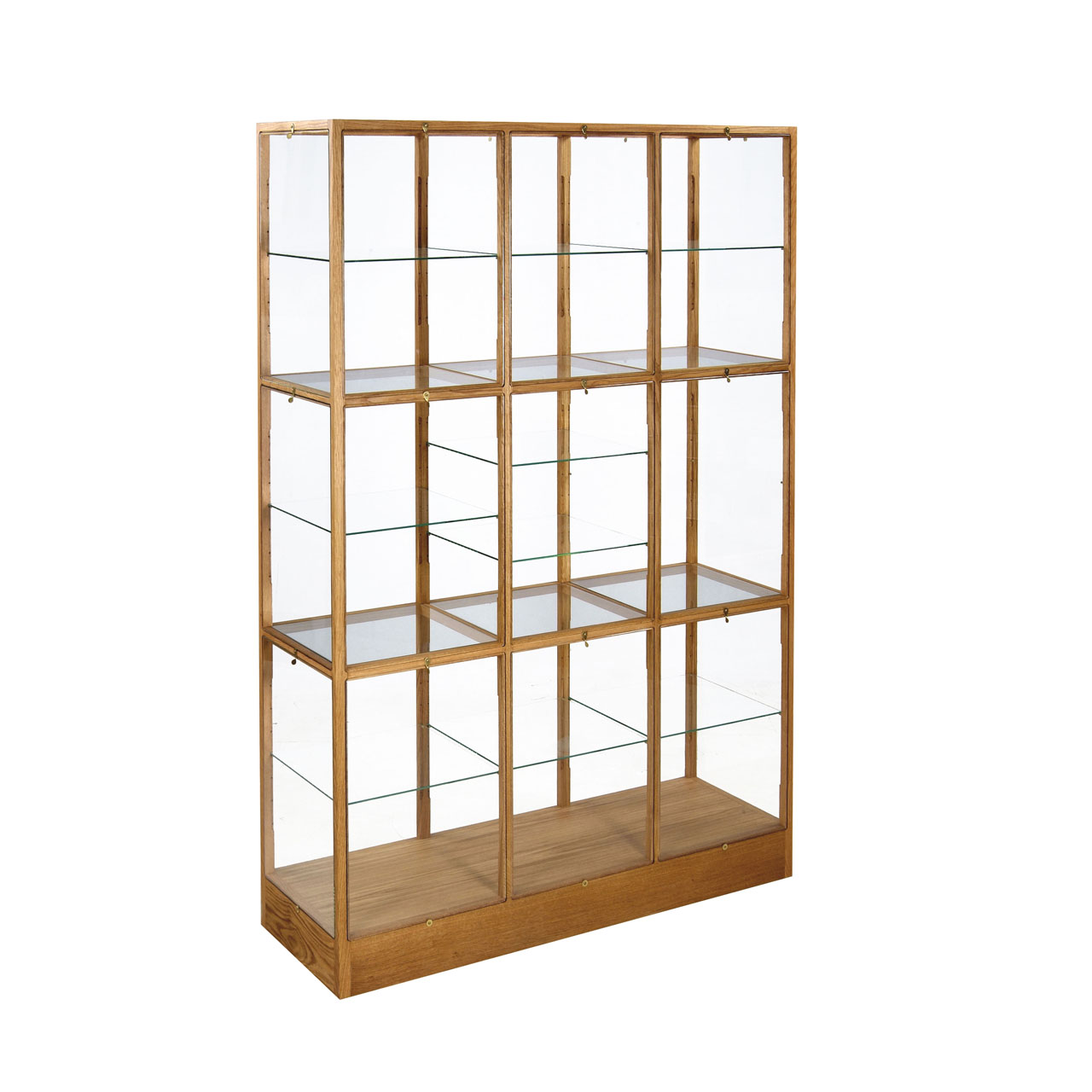 Oak Display Cabinet by Piet Hein Eek